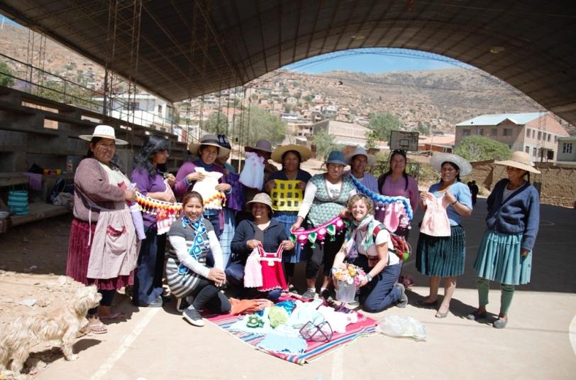 Mattinata insieme alle donne del gruppo 17 di Agosto