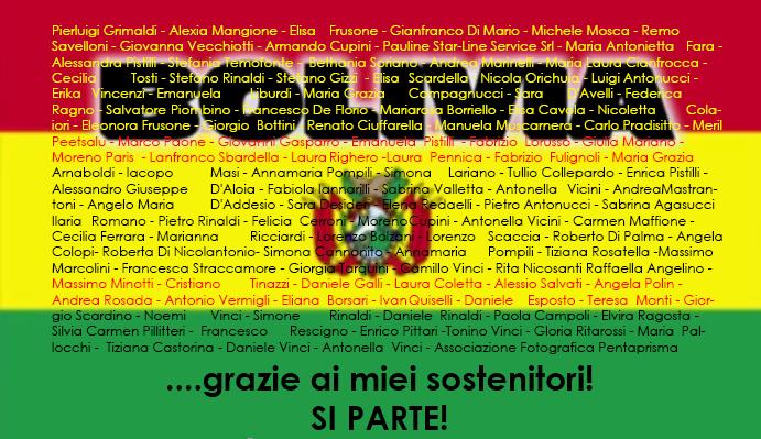 SOSTENITORI BOLIVIA 2013