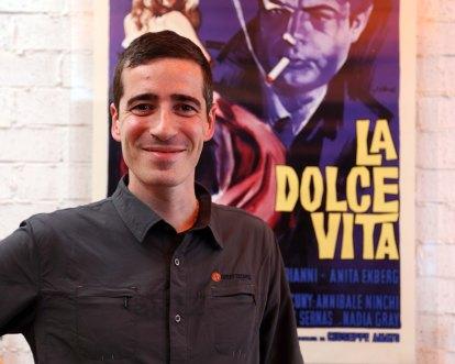 Marco Alba Ristorante FELLINI 2- La Paz